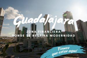 Zona Financiera, donde se respira modernidad