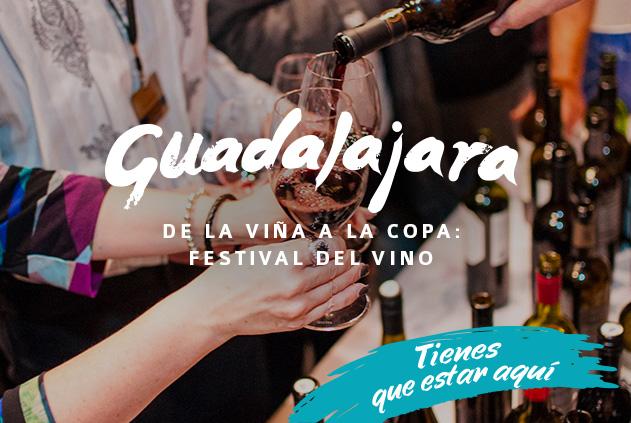 De la Viña a la Copa: Festival del Vino