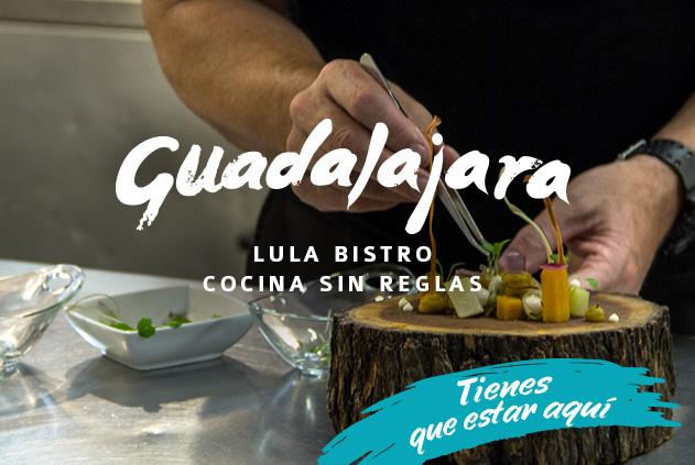 Lula Bistro, cocina sin reglas