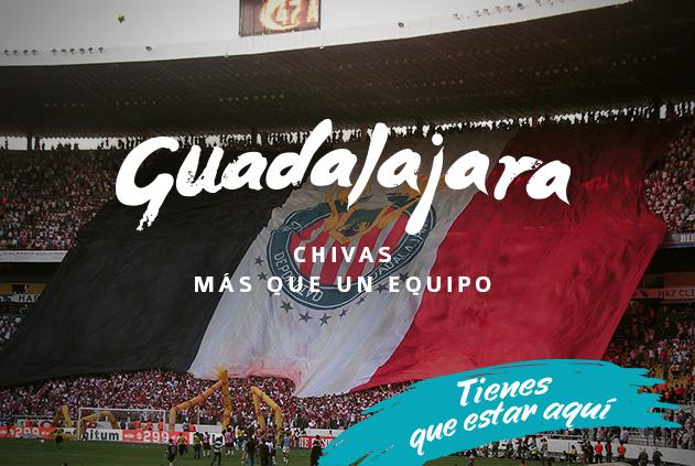 Las Chivas, más que un equipo