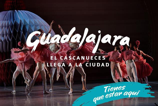 El Cascanueces en Guadalajara