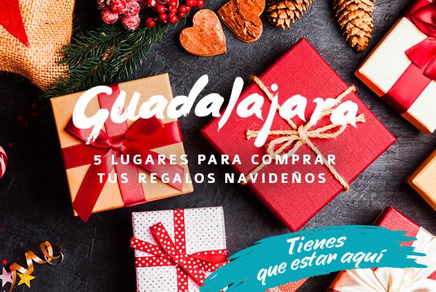 5 lugares para comprar tus regalos navideños