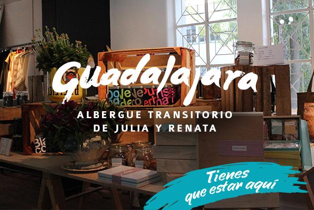 Albergue Transitorio de Julia y Renata