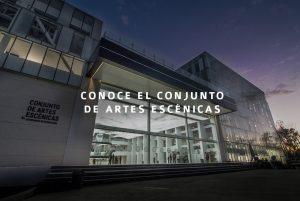 Conjunto de Artes Escénicas, un nuevo espacio para la cultura