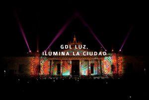 GDL Luz 2018 ilumina la ciudad