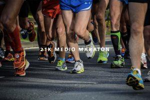 Ven a correr el Medio Maratón 21K de Guadalajara