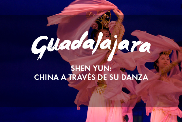 Shen Yun: China a través de su danza