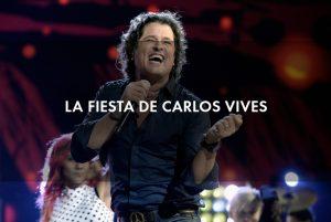 La fiesta de Carlos Vives